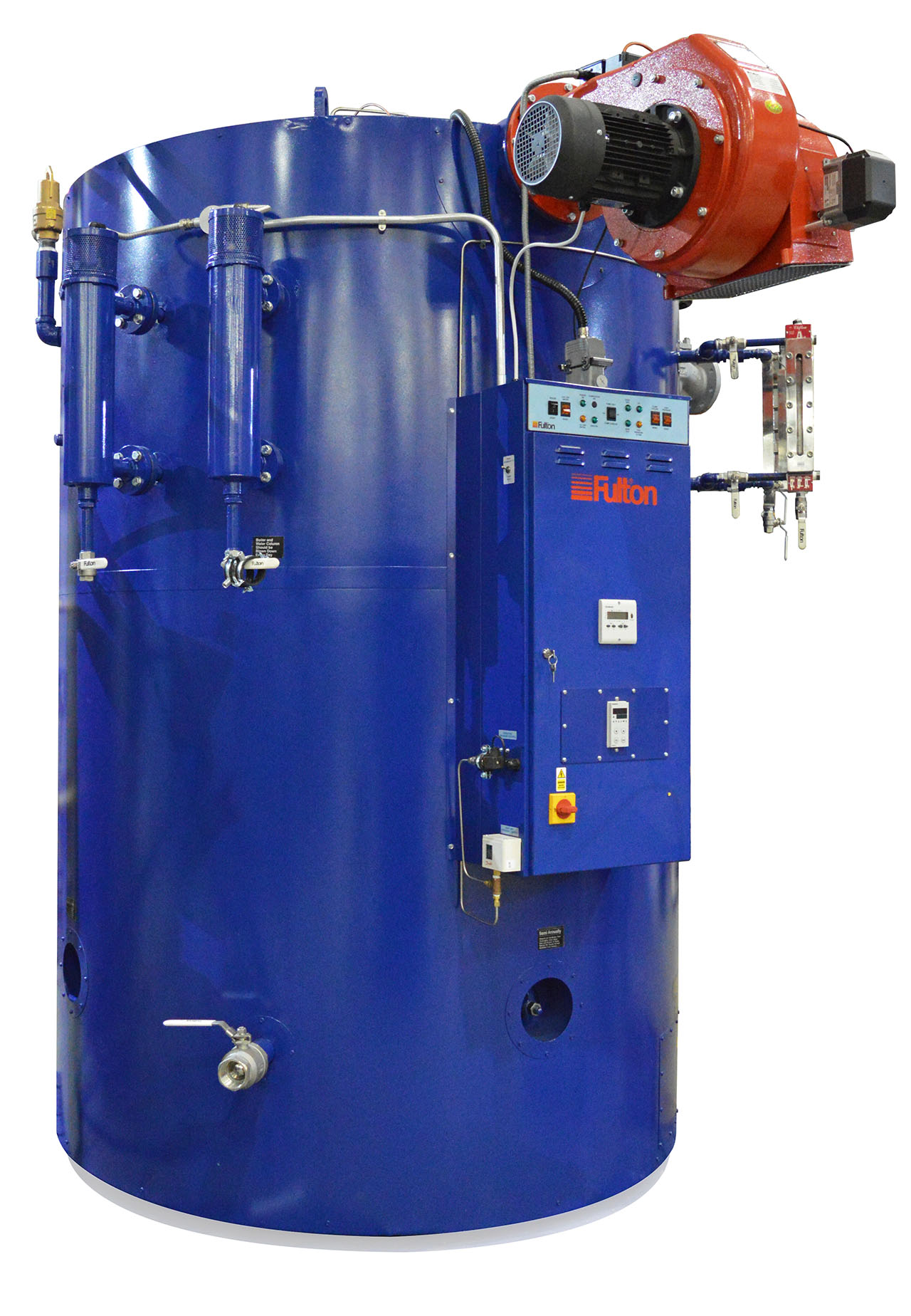 how to start up a steam boiler